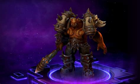 Garrosh is now playable on the Heroes of the Storm PTR
