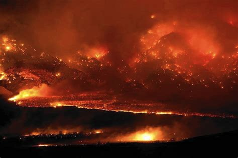 Rain, though welcome, brings fire hazards in drought - LA