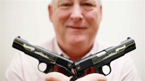 Foundation launches Colt 1911 gun sale to aid endangered