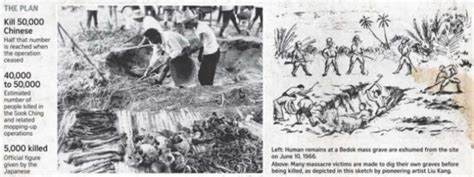 What happened during the horrific Sook Ching Massacre in S