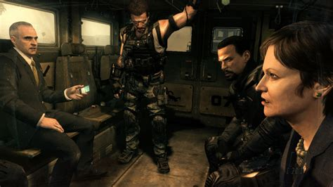 Save the President Call of Duty: Black Ops II Demo - GameSpot