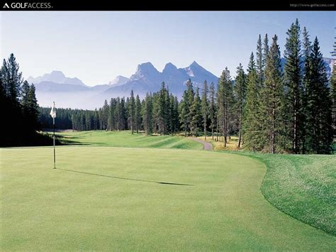 [46+] Golf Course Scenes Wallpaper Background on