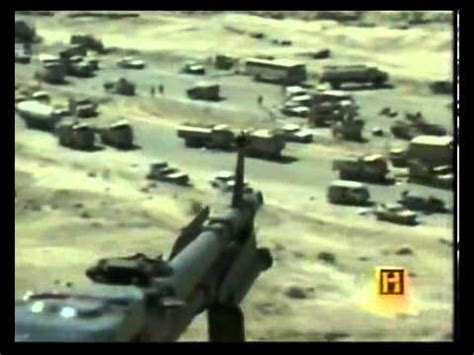 Highway of Death Iraqi Army Armed Retreat from Kuwait 1991