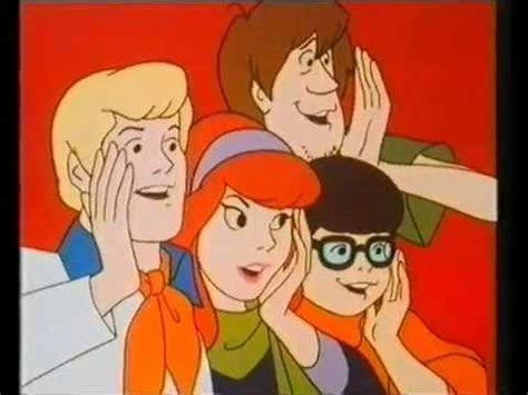 The New Scooby Doo Movies Intro opener (VHS Capture) - YouTube