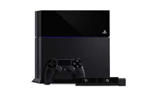 Sony Reveals Full PlayStation 4 Specs, High-Res Photos