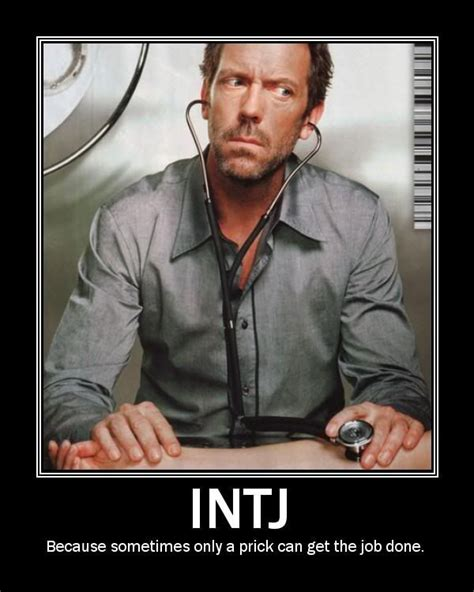 Typical INTJ career choices are in the sciences and