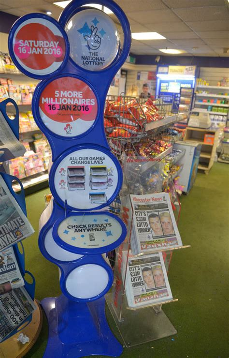 Ball & chain: More than 400 £33m Lotto swindlers could be