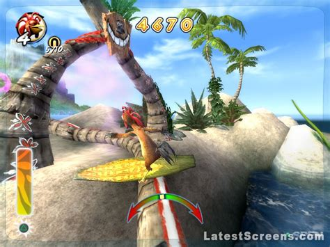 All Surf's Up Screenshots for PlayStation 3, Wii, PSP