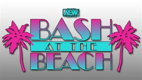 Watch AEW Bash at The Beach 1/15/2020 Full Show Replay