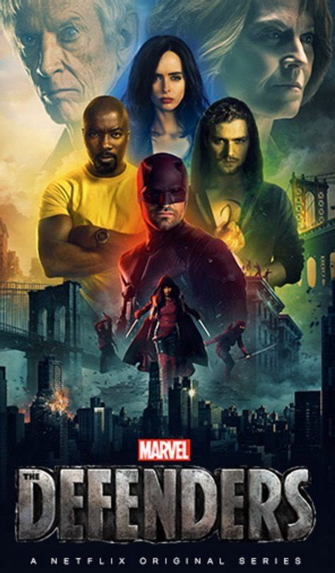 Final Trailer To Marvel's The Defenders - Blackfilm