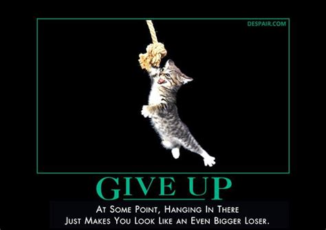 Give Up - Despair, Inc