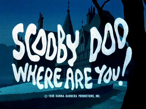Scooby-Doo, Where Are You! - Scoobypedia, the Scooby-Doo Wiki