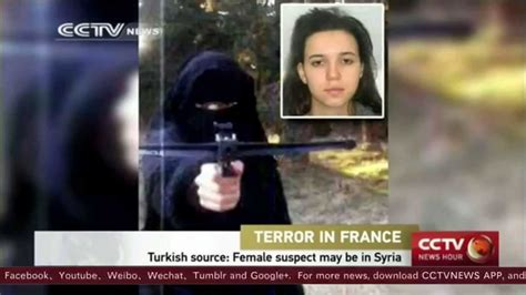 End Times News Update ISIS ISIL Daesh Female Terrorist