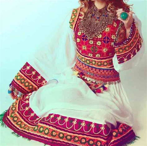 Best Pakistani Pathani Frock Designs For 2020 | Afghan