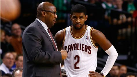 Kyrie Irving regrets how he treated Mike Brown when he