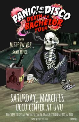 Death of a Bachelor Tour - Wikipedia