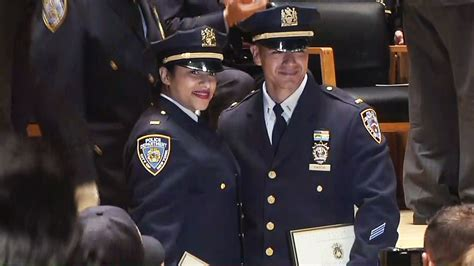 Husband, Wife Become 1st in NYPD History to Make Captain