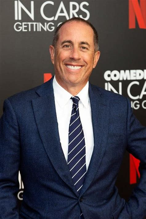 Jerry Seinfeld learns from comedy's best on Netflix series