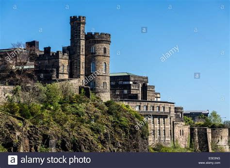Calton Hill in Edinburgh contains the Governor's House of