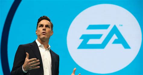 Layoffs hit EA, CEO says they are necessary to 'address