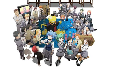 Assassination Classroom Wallpaper and Background Image