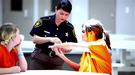 Lubbock County Jail - Inmate Orientation - YouTube