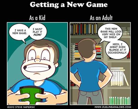 So true but not games