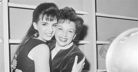 Liza Minnelli Is Looking Forward To Musical About Judy