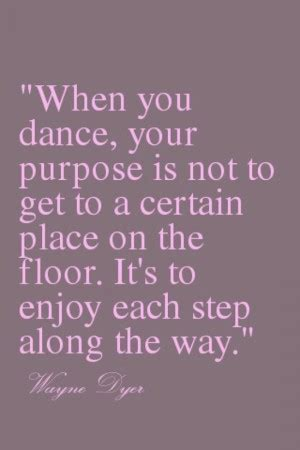 Inspirational Quotes In Spanish Dancing