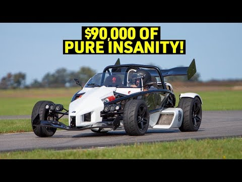 Ariel Atom: Latest News, Reviews, Specifications, Prices