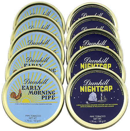 Dunhill Day and Night 10-Pack   Buy Dunhill Pipe Tobacco