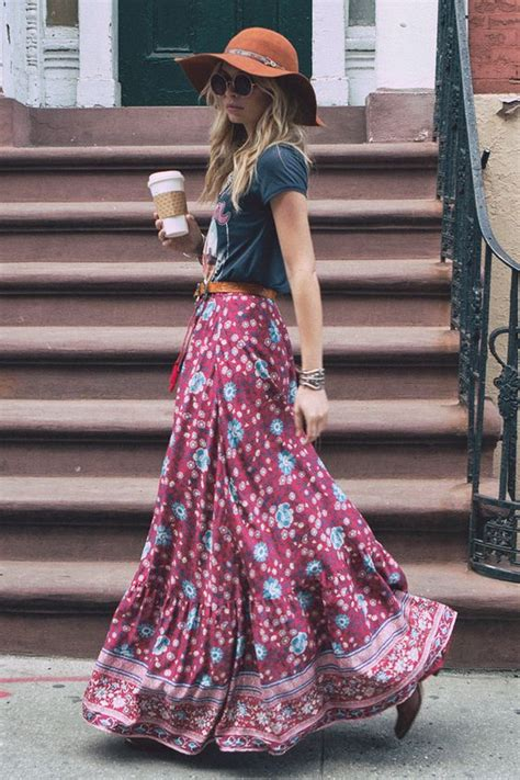 35 Adorable Bohemian Fashion Styles For Spring/Summer 2018