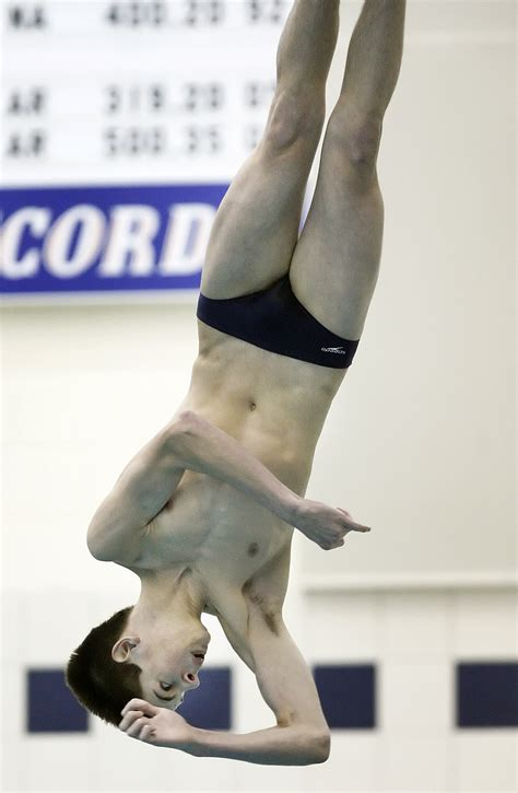 PIAA Boys' Diving: Hershey's Tanner Wilfong takes home