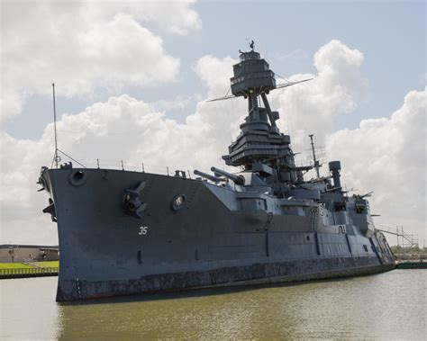 Drink Beer, Play Battleship and Help Save the USS Texas