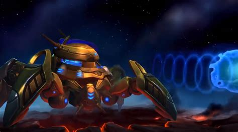 StarCraft's Fenix is heading to Heroes of the Storm - VG247