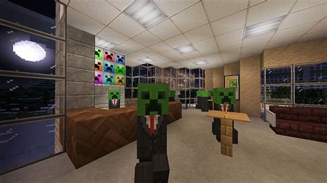 Minecraft: Xbox 360 Edition's City Texture Pack releases