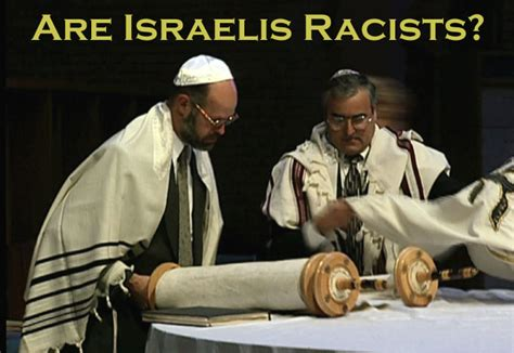 Is Israel a Racist Nation?