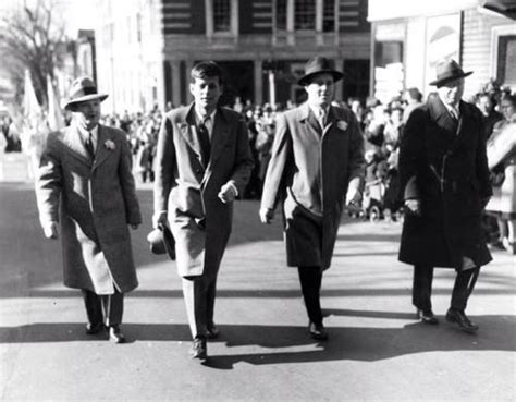 Our Presidents • JFK at the South Boston St