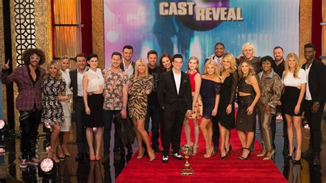 'Dancing With the Stars' 2015: Season 20 Celebrity Cast