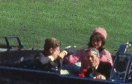 Honor John F Kennedy – assassinated 48 years ago today