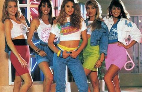 10 Fashion Trends from the 80'ies that You Can Totally