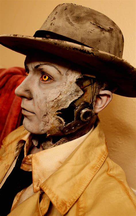 This is the best Fallout 4 Nick Valentine cosplay so far